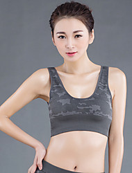 Shoulder Straps Absorbent Breathable Underwear Yoga Tops