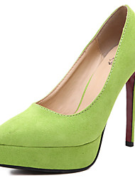 Women's Shoes Leatherette Chunky Heel Heels /Basic Pump / Comfort / NoveltySandals /Fashion Sneakers /
