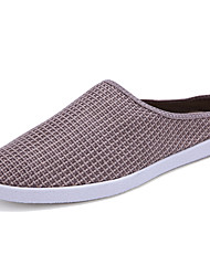 Free Style Casual Men's Flat Heel High Quality Slip-on Shoes Dress Shoes for /Outdoor/Casual