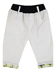 Boy's Cotton Pants,Summer Striped