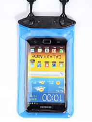 Dry Boxes / Dry Bags Unisex For Cellphone / Waterproof Diving / Snorkeling Black PVC