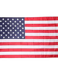 New 90Cmx150Cm Polyester Usa American Flag Us United States Stars Stripes