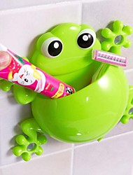 Toothbrush Wall Suction Toothbrush Holder(Random color)