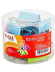 закладки&клипсы для офисных случайных цветов