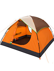 Makino 3-4 person Instant Tent with rainfly for Camping,Backpacking Mountaineering 4 Person Tent M511610011