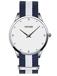 SINOBI® Ladies Classic Slim Casual Watches Luxury Brand Fashion Women Clock Female Quartz Wristwatch 2016 Cool Watches Unique Watches