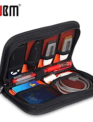 Digital Accessory Storage Bag USB Flash Drive Case Cable Bag Black