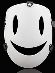 Máscara K Chi Ch Anime Acessórios Cosplay Branco Resina