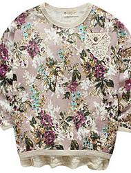 Girl's Sweater & Cardigan,Cotton Winter / Fall Gray