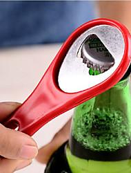 anel de ténis forma raquete de metal personalizado cerveja abridor de garrafas cadeia keyring (cor aleatória)