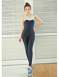 Women's Vest Elasticity Sport Vest Yoga / Pilates / Fitness / Running Vest