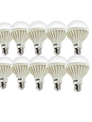 YouOKLight®  10PCS E27 3W CRI>70 6*SMD5630 200LM 6000K/3000K Cool White/ Warm White LED Globe Bulbs (AC 220V)
