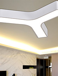 Modern LED Ceiling Lamp Metal Flush Mount Living Room / Bedroom / Dining Room /Study Room/Office