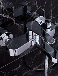 Bathroom Wall Mounted Shower Faucet Bathtub Faucet