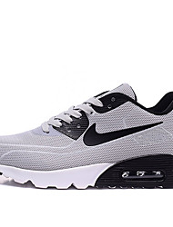 Nike Air Max 90 Running Shoes Men's Wearproof / Air Mattresses/Air Shoes / Lighted White / Red / Gray / Black / Dark Blue / Orange