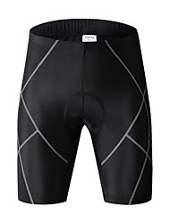 Wosawe® Cycling Padded Shorts Unisex Breathable / Quick Dry / Windproof / Limits Bacteria / 3D Pad BikeShorts / Padded Shorts/Chamois /
