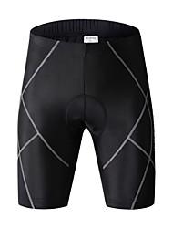 WOSAWE Cuissard Rembourré de Cyclisme Unisexe Vélo Cuissard  / Short Shorts Rembourrés CollantsRespirable Séchage rapide Pare-vent Limite