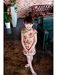 Kid Princess Series Costumes Cute and Cuddly Costumes Dress Cheongsam