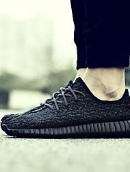 Korean v,ersion Of Casual Shoes, Sport Shoes Men Fly Weave Running Shoes Men Shoes Spring Tide