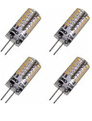 4 x G4 GZ4 MR11 MR16 3W 48x3014SMD 280LM Warm White/Cool White 3500K 6500K Waterproof LED Corn Bulbs AC/DC12-16V