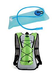 FJQXZ® Bolsa de Bicicleta 5LLmochila / Ciclismo Mochila / Mochila & Bolsa de Hidratação Á Prova-de-Água Bolsa de Bicicleta TeryleneBolsa