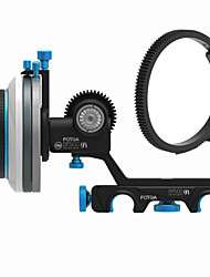FOTGA DP500 III 3 Quick Release A/B Hard Stop Follow Focus For 15mm Rod DSLR Rig