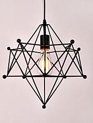 40W Pendelleuchten ,  Rustikal/ Ländlich Korrektur Artikel Feature for Ministil Metall Esszimmer / Studierzimmer/Büro / Spielraum / Garage
