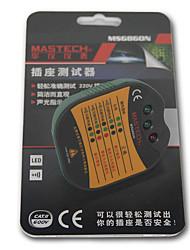 MASTECH ms6860n зеленый для гнезда тестера