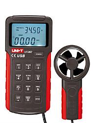 uni-t vermelho ut362 para anemómetro