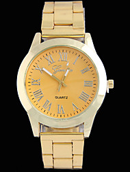Ladies Fashion Trend Steel Band Quartz Watch
