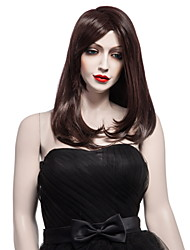 Popular Cosplay Wig Party Wig Brown Cartoon Wig Super Middle Straight Animated Synthetic Hair Wigs