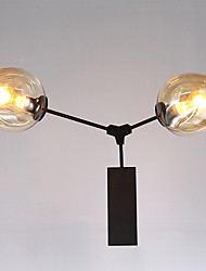 Estilo Mini Lâmpadas de Parede,Moderno/Contemporâneo E26/E27 Metal