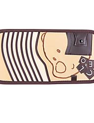 automóvil de dibujos animados clip de cd