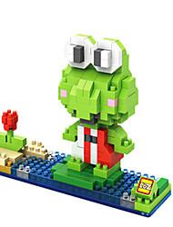 Loz Big Eye Frog Loz Diamond Blocks Block Toys DIY Toys (270 Pcs)