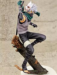 Naruto Hatake Kakashi 24CM Las figuras de acción del anime Juegos de construcción muñeca de juguete