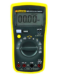 Fluke fluke18b amarelo para multímetros digitais professinal
