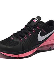 nike air max Flyknit donne pattini correnti formatori scarpe da ginnastica nere / blu / viola