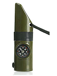 7 in 1 Compass mit Survival Whistle