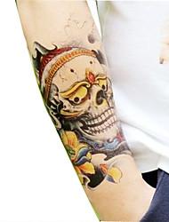 Tattoo Stickers - Tatuajes Adhesivos - Navidad / Año Nuevo - Series de Flor / Otros - Bebé / Mujer / Hombre / Adulto / Juventud -