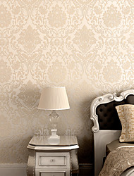 Contemporary Wallpaper Art Deco 3D Fashion Wallpaper Wall Covering Non-woven Fabric Wall Art