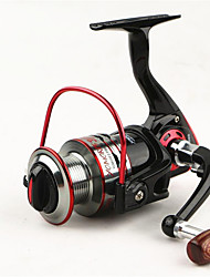 Metal  Fishing Spinning Reel 11 Ball Bearings  Exchangable Handle-MH4000