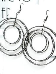 Boucles d'oreille goutte(Alliage)Mariage / Soirée / Quotidien / Casual