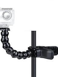 Acessórios para GoPro Tripé / Clipe / Suporte Com Garra Flexível / Montagem Flexível, Para-Câmara de Acção,Gopro Hero1 / Gopro Hero 2 /