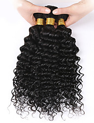 6A Peruvian Virgin Hair 3 Bundles 150g Natural Wave Hair Products Peruvian Hair Human Hair No Shedding