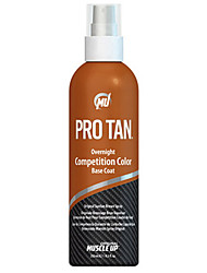 Pro Tan®Essential Instant Developer Sunless Tanning Quick Bronze Spray for 1 Week 250ml 1Pc with Gloves