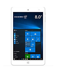 De CHUWI Model 8 pulgadas 2.4GHz Android 5.1 / Windows 10 Tableta ( Quad Core 1920*1200 2GB + 32GB N/C )