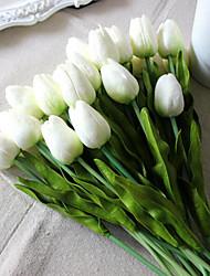 PU Тюльпаны Искусственные Цветы
