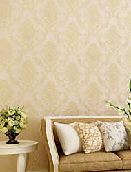 Contemporary Wallpaper Art Deco 3D European Style Fashion Wallpaper Wall Covering Non-woven Fabric Wall Art