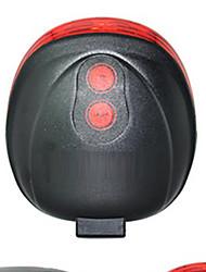 Eclairage arrière,sécurité,Lumières Tail Avertissement de sécurité FJQXZ rondes et laser rouge