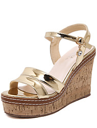 Women's Shoes Leatherette Chunky Heel Heels / Gladiator / NoveltySandals / Heels / Flats / Fashion Sneakers /